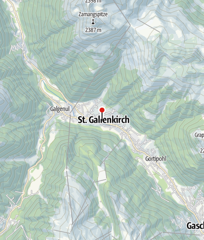Karte / Ferienhaus Lorenzin