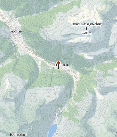 Karte / Ahnenhöfl Ferienwohnungen