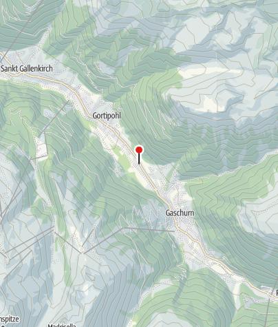 Karte / Haus Grafalunga