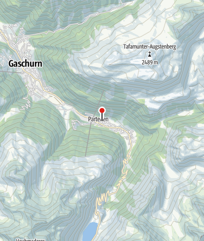 Karte / Haus Daheim