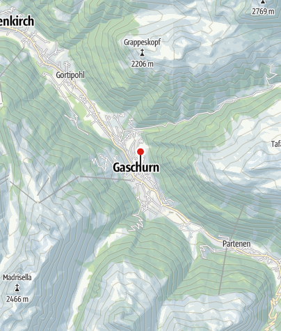 Karte / Haus Schröcker