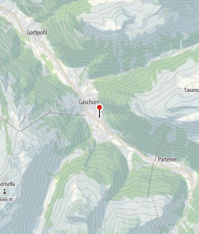 Karte / Lydias Ferienwohnungen