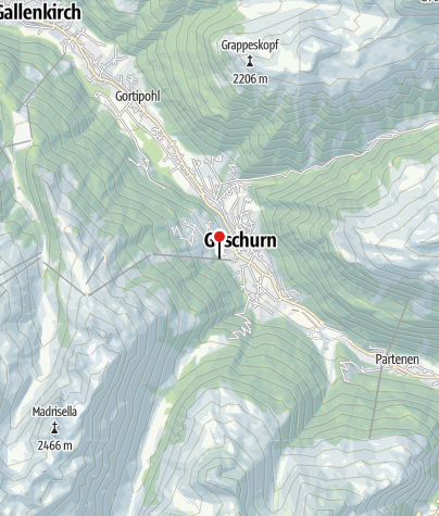 Karte / Bonawinkl Hus