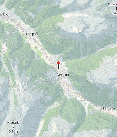 Karte / Klinger Franz