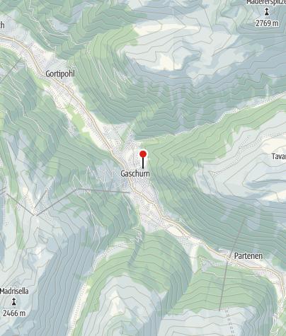 Karte / Appart Fernblick