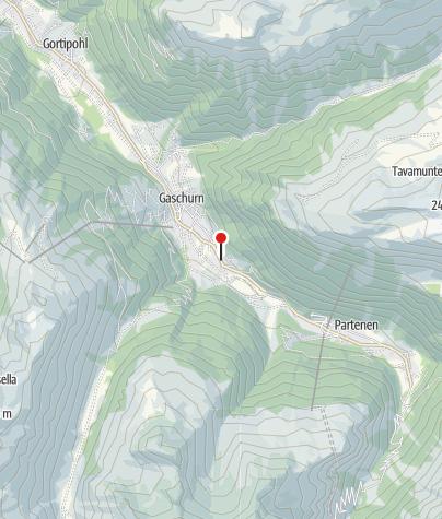 Karte / Gästehaus Sahler