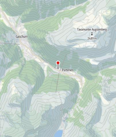 Karte / Hotel-Pension Hubertusklause