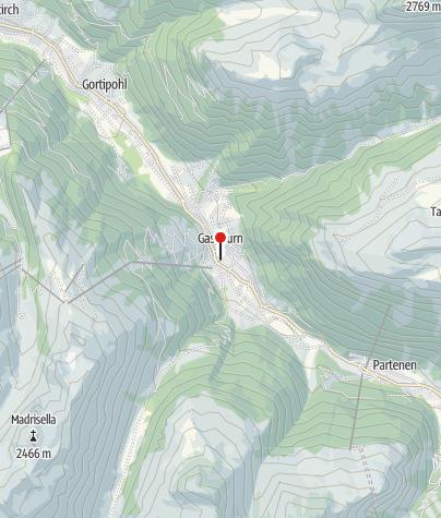 Kaart / Bio-Hotel Saladina
