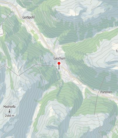 Karte / Haus Claudia