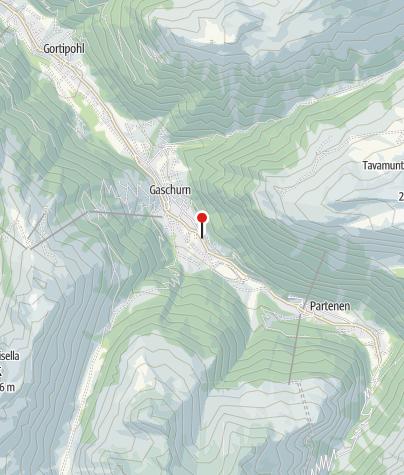 Karte / Gästehaus Rifa