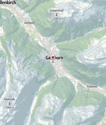 Karte / Landhaus Pfeifer