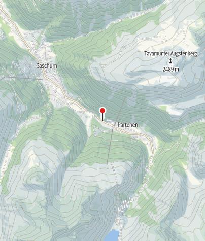 Karte / Alpinhotel Zerres