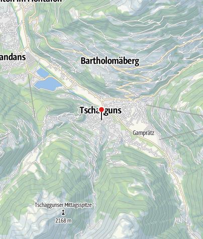 Karte / AlpenApart Haus Engstler