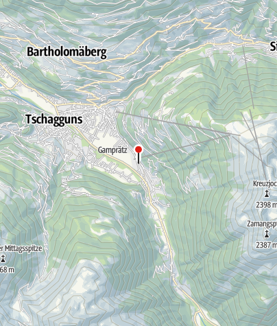 Karte / Bitschnau Hubert u. Gerda