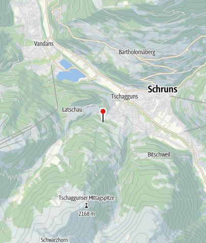 Karte / Haus Salzgeber