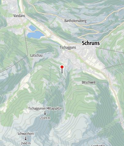 Karte / Haus Plassegga
