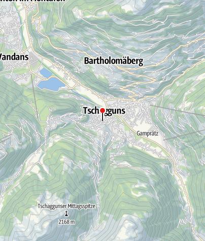 Kaart / Mäser Apartments