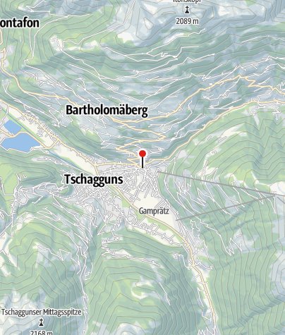 Karte / Haus Feurstein