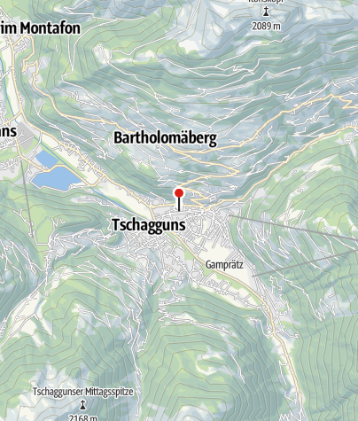Karte / Appart Sauerwein