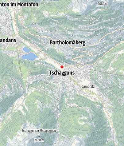 Kaart / Gasthof Löwen