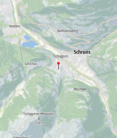 Kaart / Haus Hubertus