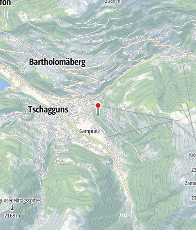 Karte / Haus Assmann