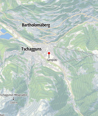 Karte / Bitschnau Adolf