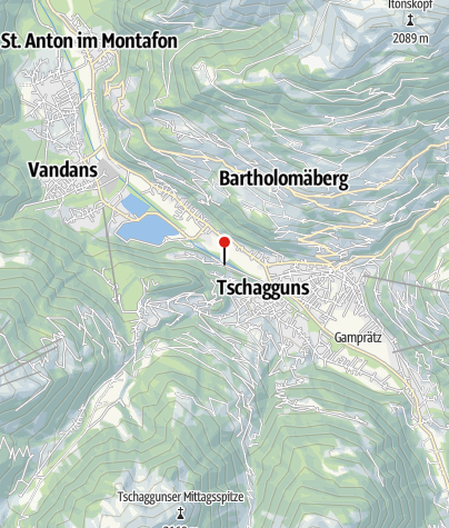 Karte / Ferienhaus Kristahof