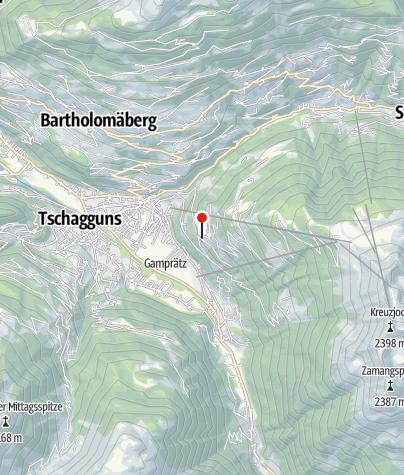 Karte / Haus Katrin