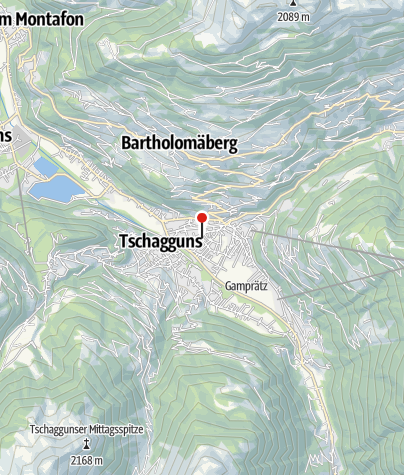 Karte / Ferienwohnungen/Restaurant Sepplstoba