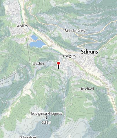 Karte / Haus Feschas