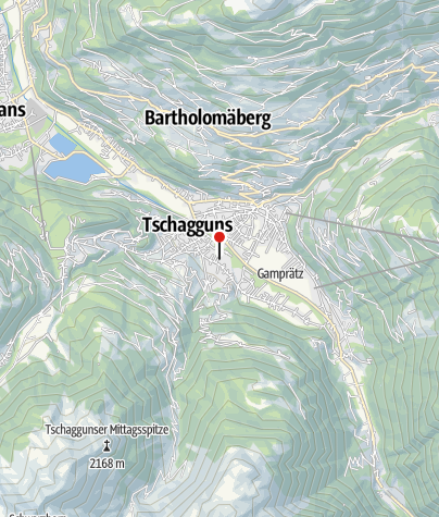 Karte / Haus Bitschnau Evelin