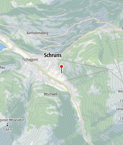 Karte / Haus Kieber
