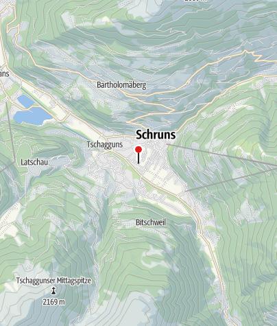 Kaart / Haus Weber