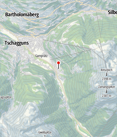 Karte / Haus Dr. Schorm