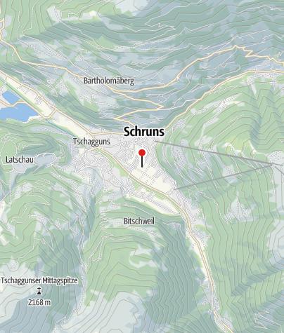 Karte / Landhaus Malin