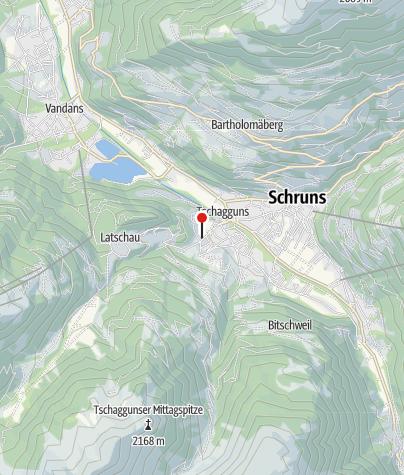 Karte / Haus Verbella