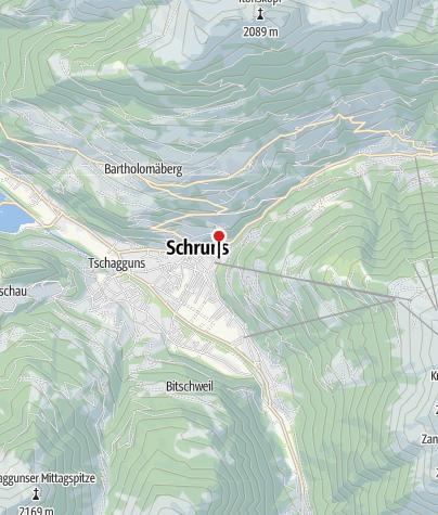 Karte / Haus Agnes