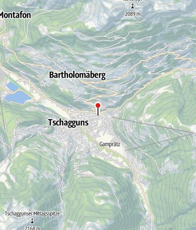 Karte / Haus an der Litz