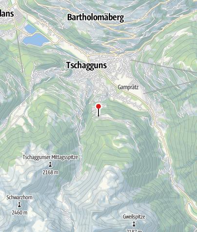 Karte / Haus Motas