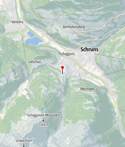 Karte / Haus Amrei