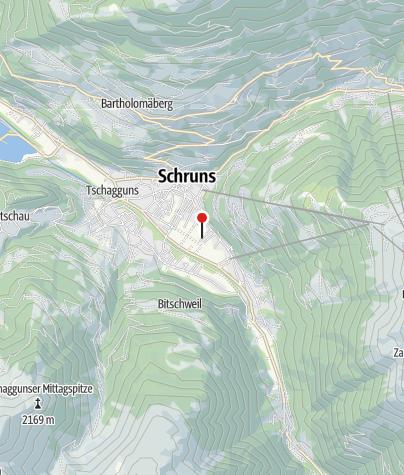 Karte / Haus Rodak