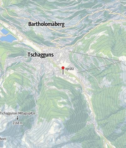Karte / Haus Salzgeber Angelika