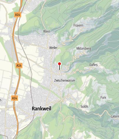 Kaart / Röthis, Pfarrkirche Heiliger Martin