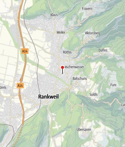 Kaart / Sulz, Pfarrkirche Heiliger Georg