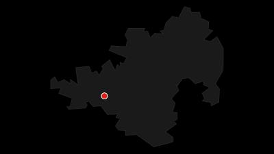 Karte / Bannwald