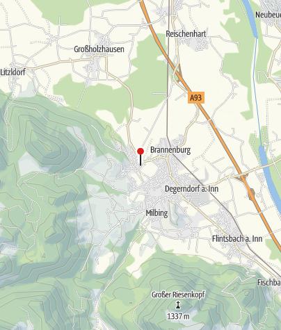 Karte / Haus Fellner