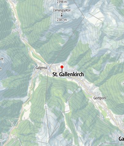 Karte / Haus Antonia
