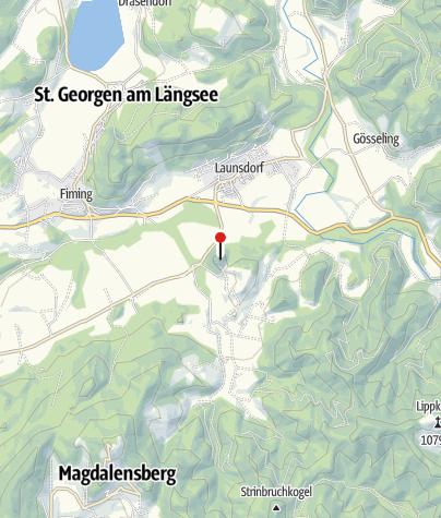 Karte / Burg Hochosterwitz