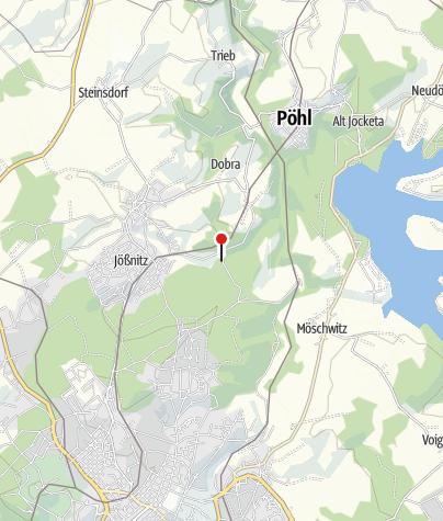 Karte / Gaststätte Pfaffenmühle GbR